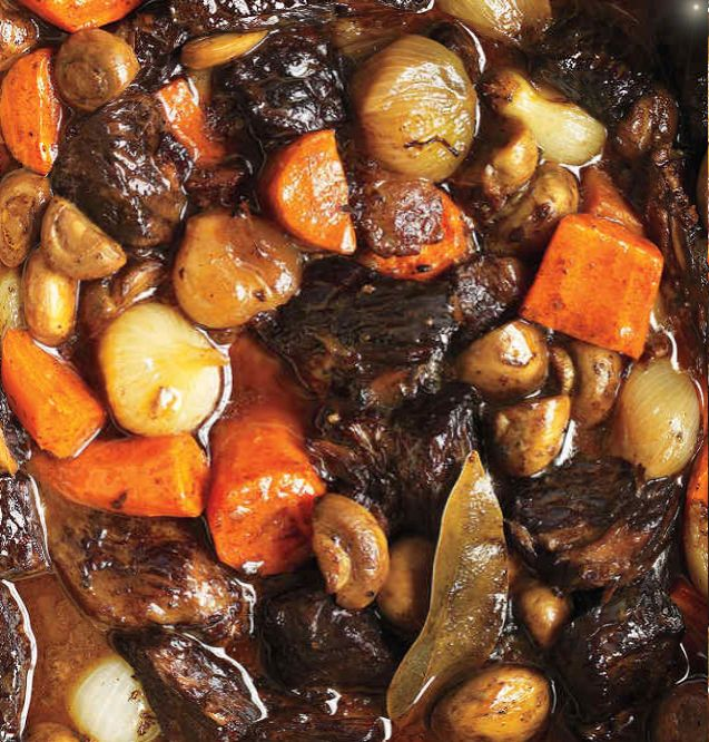 Best Boeuf Beef Bourguignon By Julia Child Is Better Than Jamie Oliver S Recipe Instant Pot Electric Pressure Cooker Recipe Instant Pot Multi Cooker Electric Pressure Cooker Recipes Beef Bourguignon