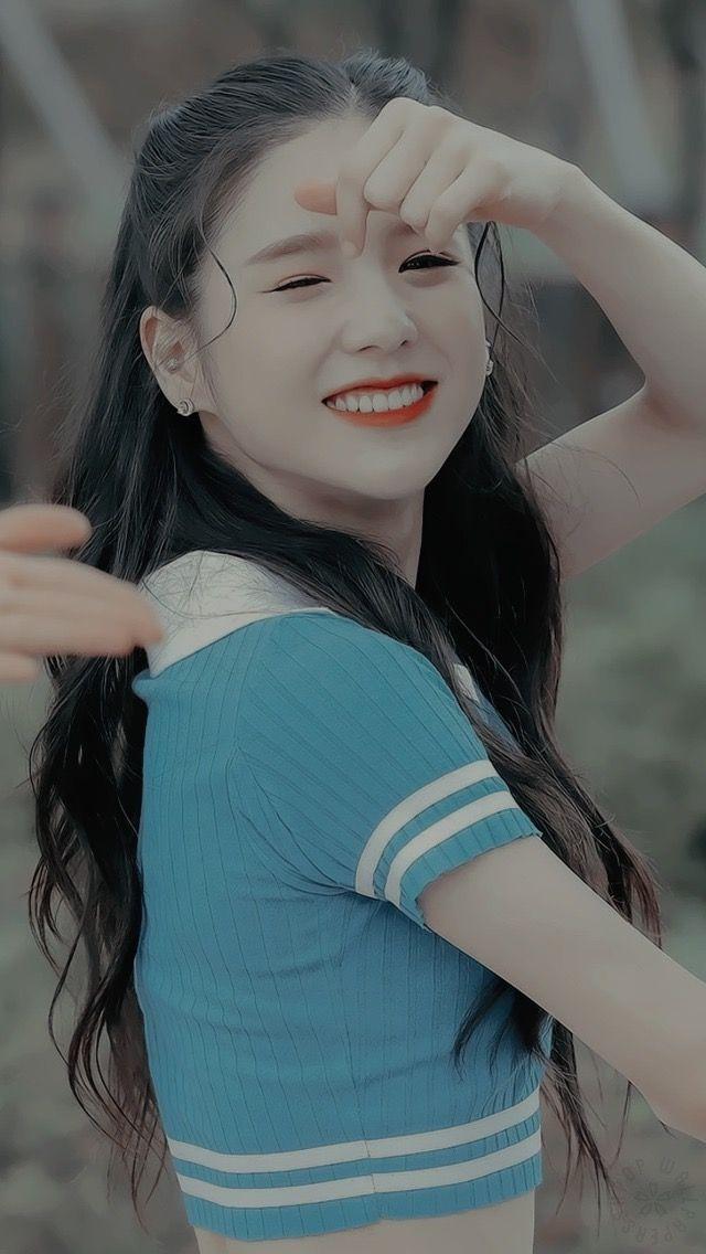 Heejin Wallpaper Gambar Wajah Fotografi Inspirasi Gadis Korea