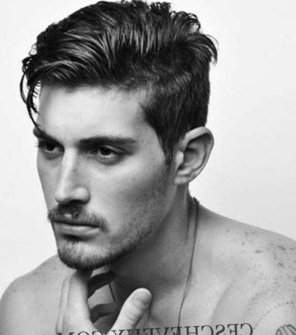 2017 coupe homme tendance moderne cheveux homme coiffure