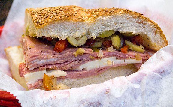 #MuffulettaSandwich