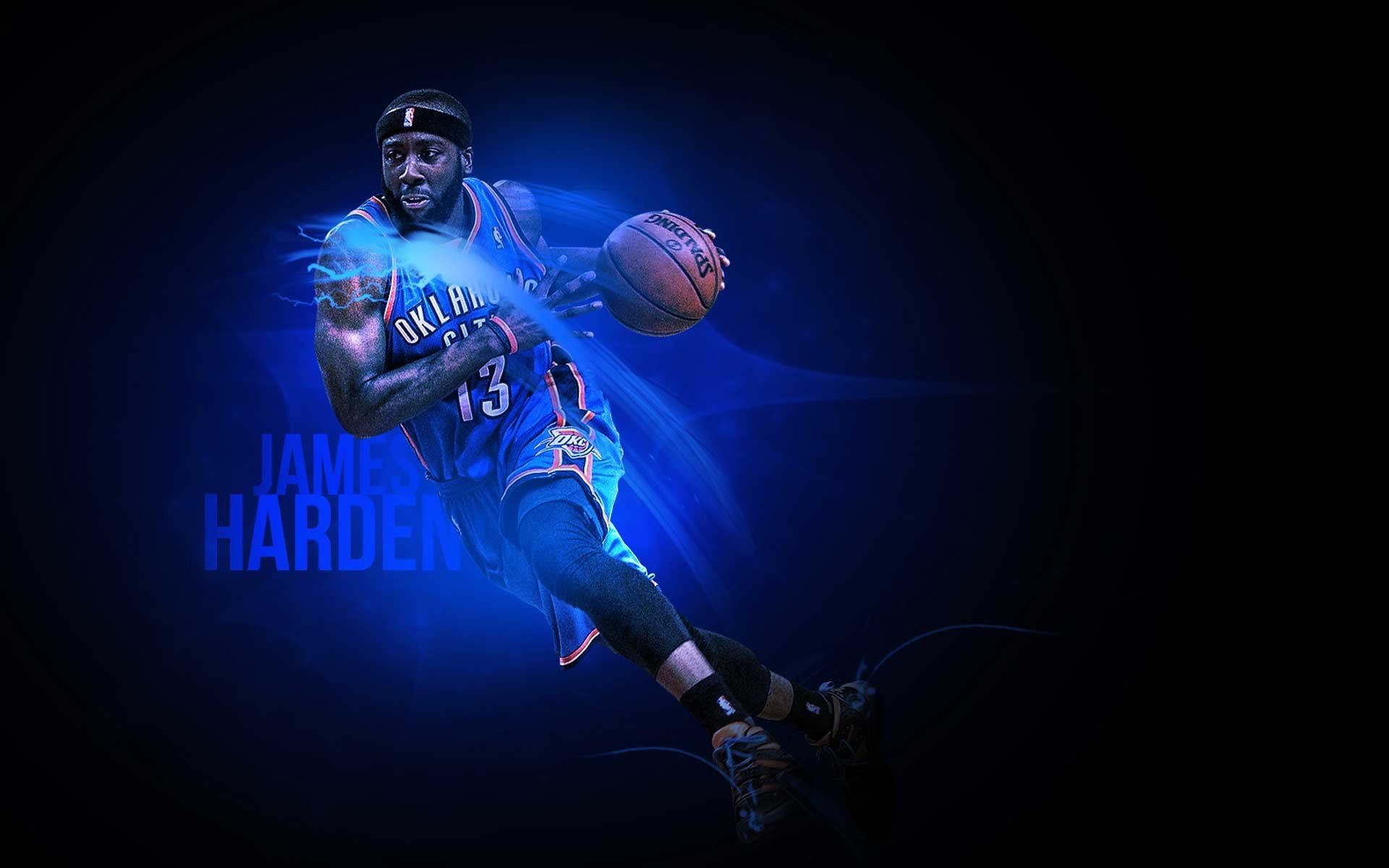 Oklahoma City Thunder HD Wallpapers Backgrounds Wallpaper 1920 ...