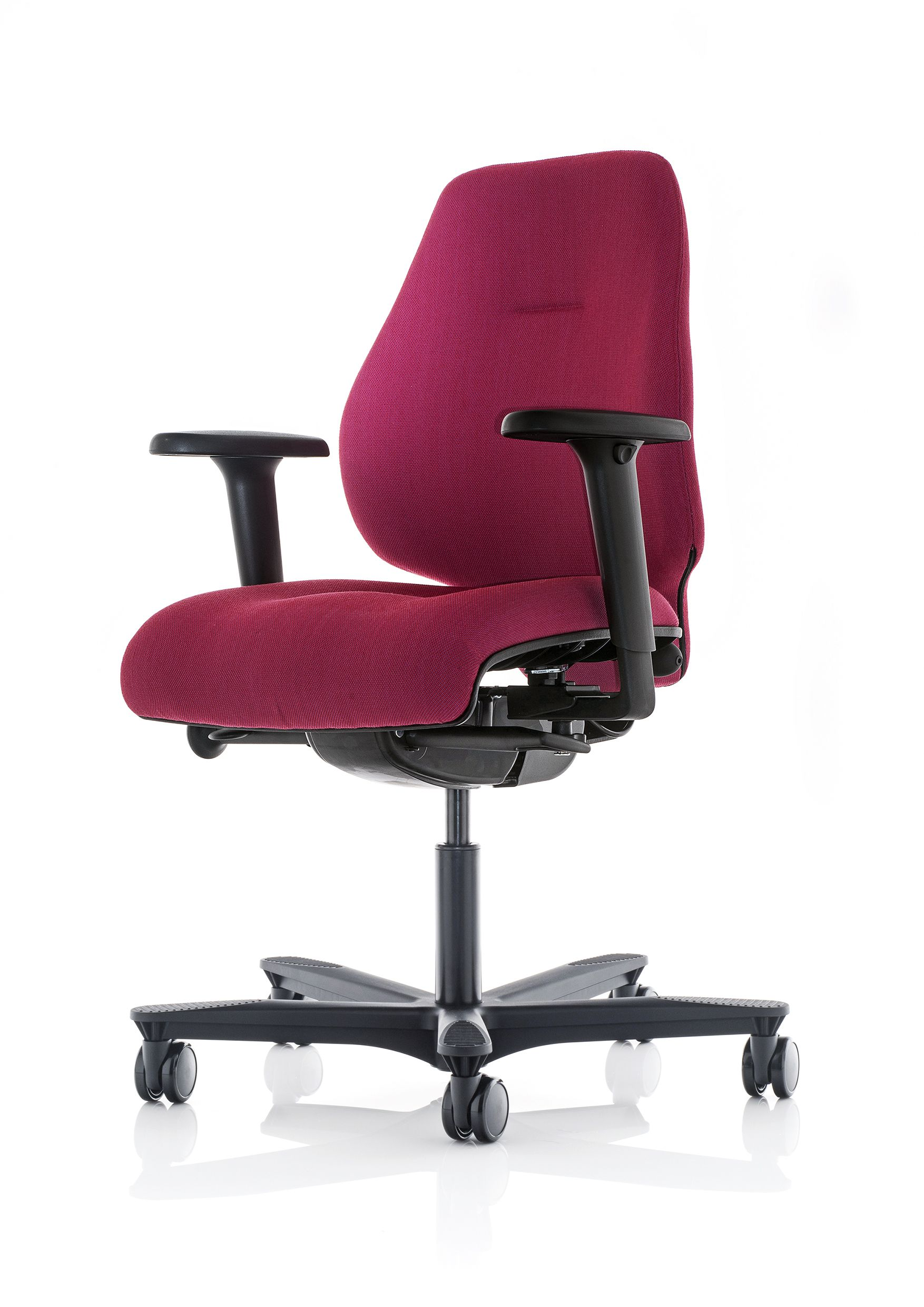 The Spira Plus By Orangebox Is A Task Chair With More Adjustment