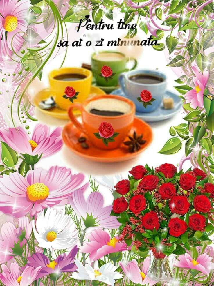 Pin Von Gerlinde Mai Auf Guten Morgen Rumänisch