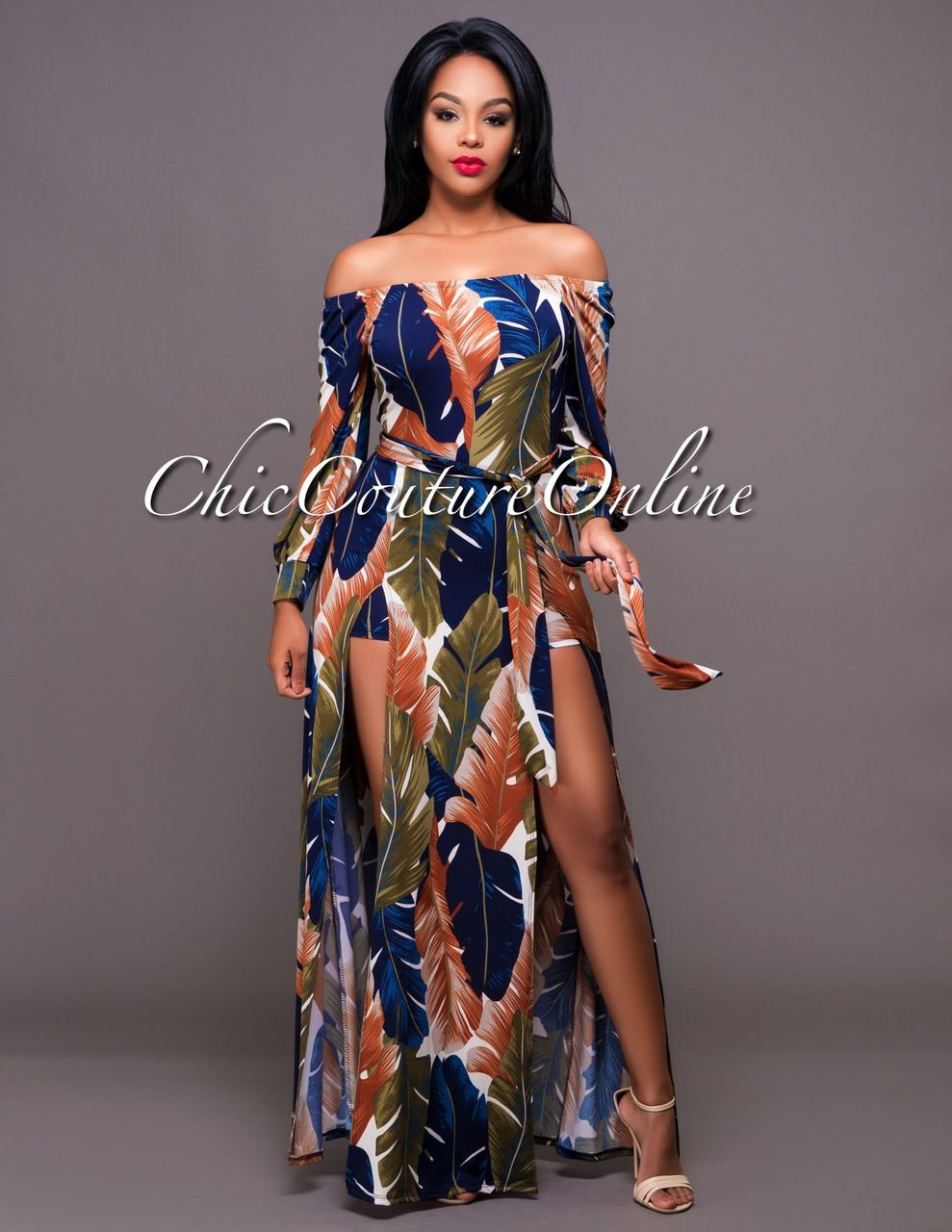 Multi colored dresses online