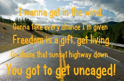 Country songs about living life to the fullest