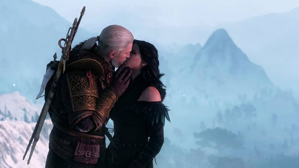 geralt and yennefer by - photo #29
