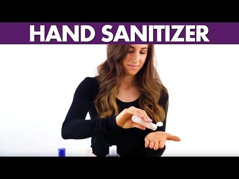 Hand Sanitizer Day 31 31 Days Of Diy Cleaners Clean My Space