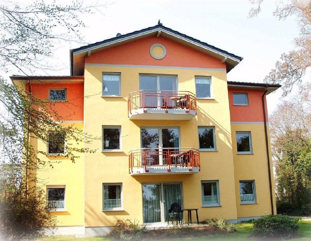 Villa Tanneck in Seebad Heringsdorf: 2 Schlafzimmer, für bis zu 4 ...