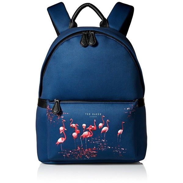 c302874093db8 Ted Baker Men s Koiyo Printed Neoprene Backpack ❤ liked on Polyvore  featuring men s fashion