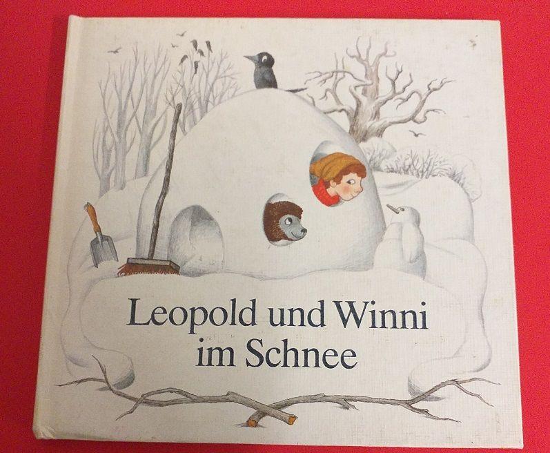 Leopold und Winni im Schnee (ab 6 Jahre) Schnee