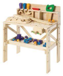 Funnyattime Com Wooden Work Bench Kids Wood Wood Toys