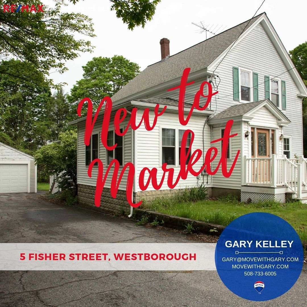 Fill out your info to learn more :)  Click the photo to see our website~! Welcome to Westborough! Check out this new listing that just hit the market. _____________________________________________________ #movewithgary #remax #remaxcollection #realestatevideo #realestatemarketing #realestateblog #remaxagent #remaxrealtor #realestateexpert #remaxlife #iloverealestate #sellinghomes #realtorlife #massachusetts #realestateteam #makingtherightmove #homesellingjourney #metrowestma #westboroughma #newt