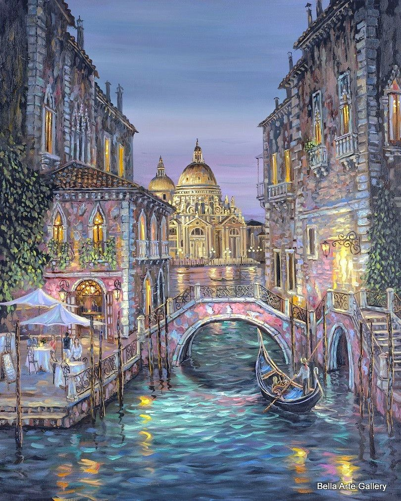 Arte Bella Gallery Venice Ageless Beauty In 2019