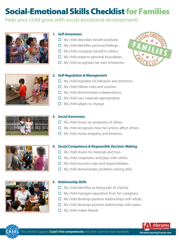 Why Teach Social Emotional Development In Preschool