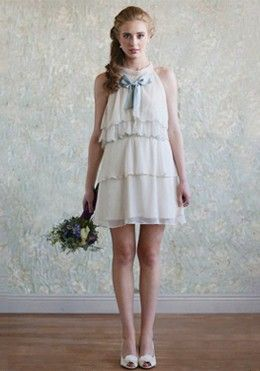 I found my gown but a pretty reception dress