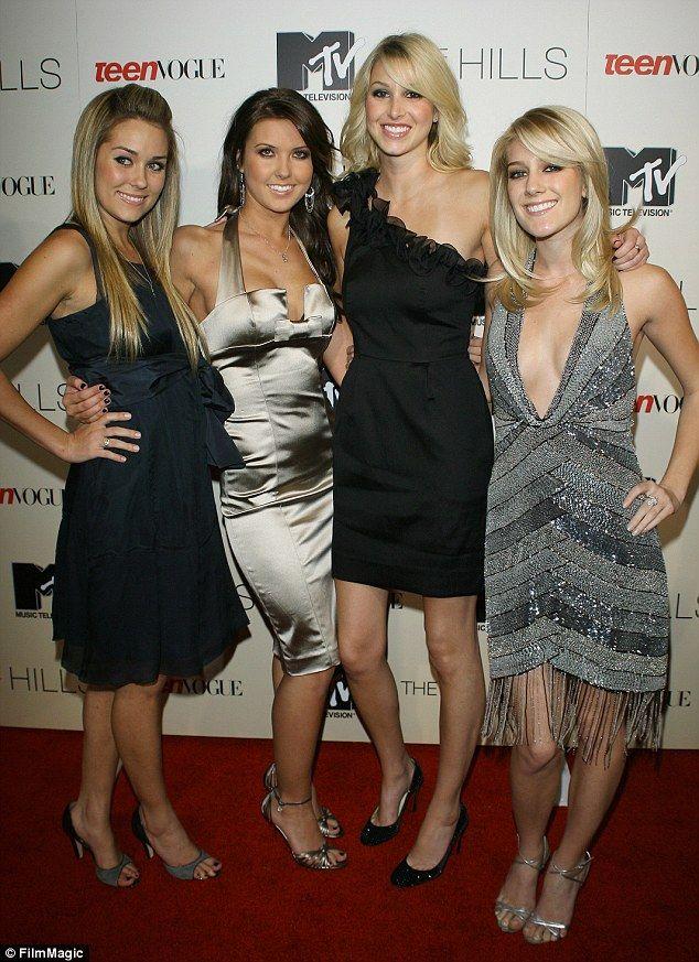 Lauren Conrad spills on The Hills' behind-the-scenes secrets | 90210 fashion, Audrina patridge, Lauren conrad