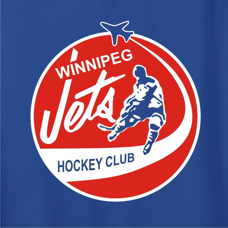 This is the original Winnipeg Jets from 1972 when they played as one of the founding members of the WHA. 5.5 oz 100% Ringspun Cotton Tubular tagless T-Shirt. Super-soft ringspun cotton. Pre-shrunk to minimize shrinkage. Machine washable.  SIZE XXL