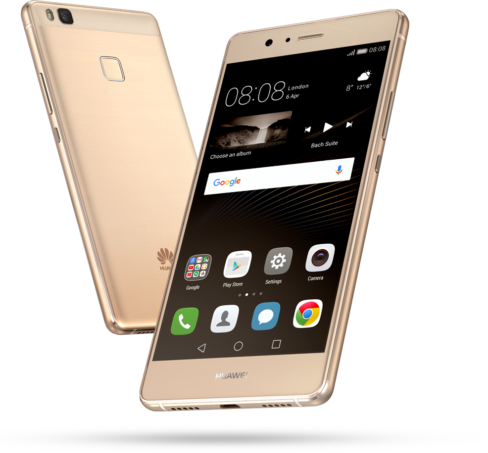 Huawei P9 Lite Vns L31 Golden Cell Phones Sale Price