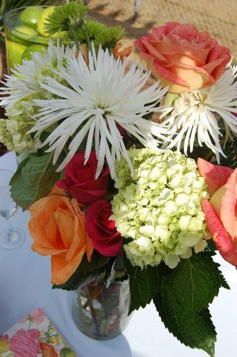 Wedding Flowers   Let us help plan all the details of your wedding day! www.PerfectDayWeddingPlanners.com