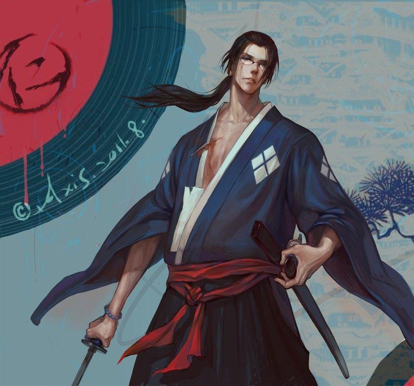 Character:jinnosuke samurai champloo #サムライチャンプルー
