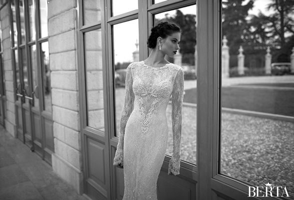 Berta Bridal Winter 2014 Collection - Munaluchi Bridal Magazine