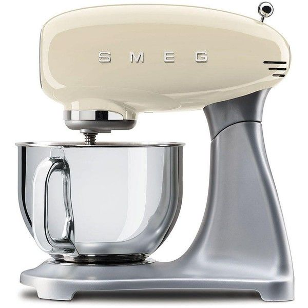 Smeg Smf01 5 Qt Stand Mixer Found On Polyvore Featuring Home