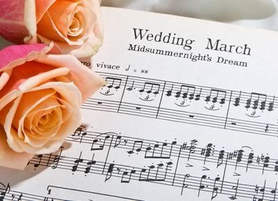 Wedding Ceremony Music Suggestions