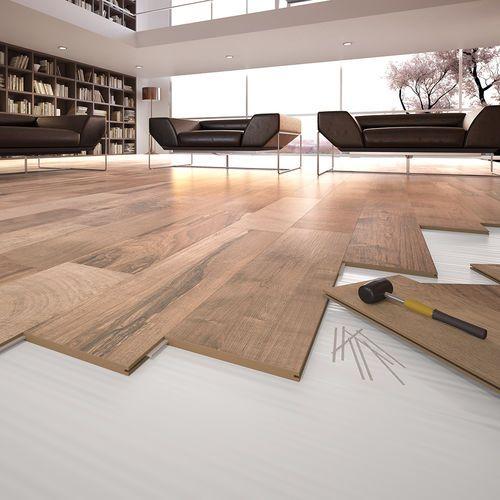 Baldosa de interior para pavimento de gres porcel nico - Suelo madera interior ...