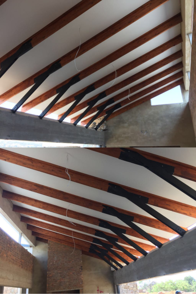 Exposed Roof Trusses Roof Design Timber Roof Roof Trusses
