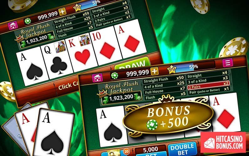 Strategies for Winning at Video Poker, Free Trial Video