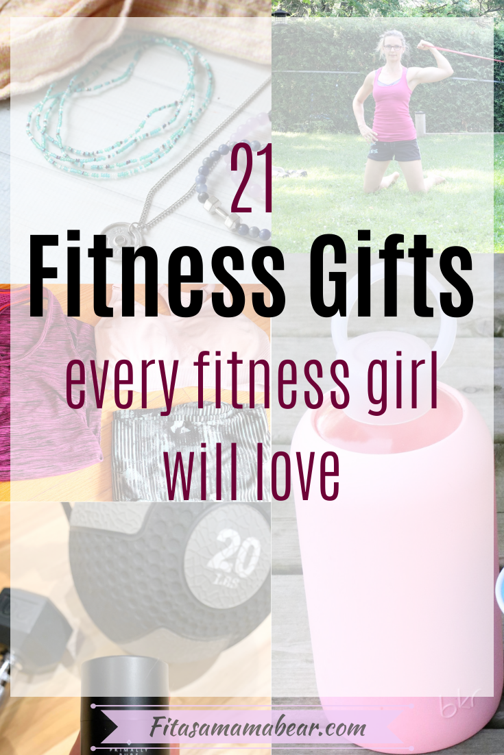 The best gifts for any woman who already loves the gym or who is just getting started working out #g...
