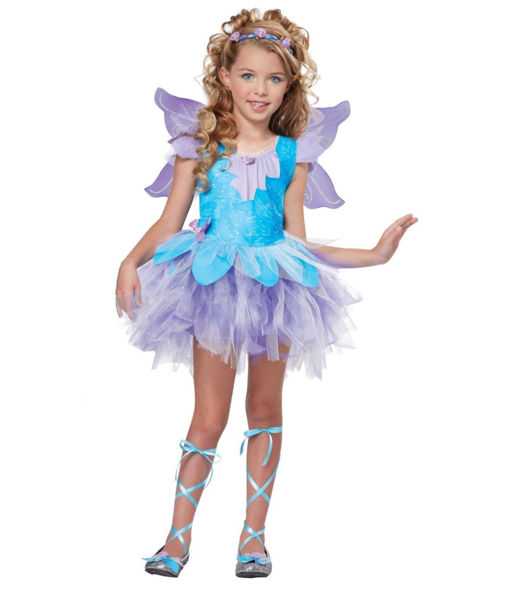 toddler girl autumn fairy costume | Sweet Lilac Fairy Girls ...