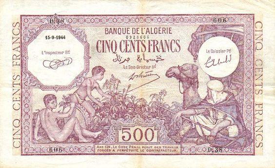 Resultat De Recherche D Images Pour نقود الجزائر القديمة Bank Notes Valuable Coins Vintage World Maps
