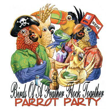 Parrot 105 Parrot Party | ...