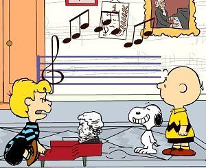 Schroeder Peanuts