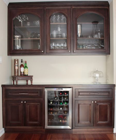 This Custom Piece Of Millwork Was Designedthe Team At 3F Amazing Dining Room Buffet Hutch Design Decoration