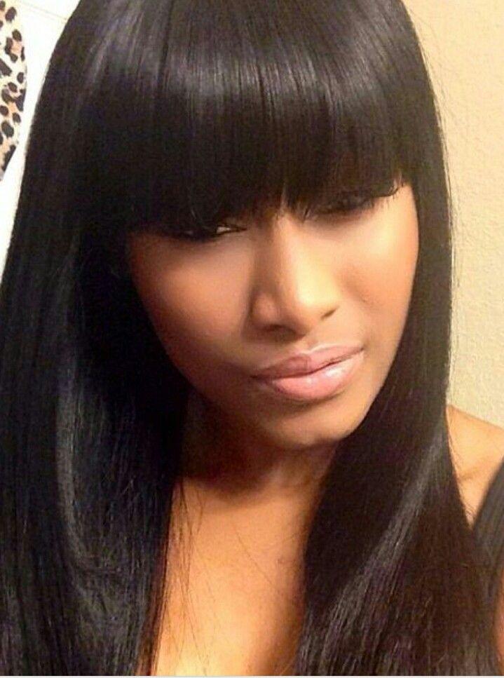 Pin By Jaicreate On Beautiful Hair Chinese Bangs