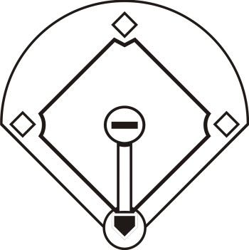 baseball diamond clipart modern clipart u2022 rh pecx org diamond clipart png diamond clip art images