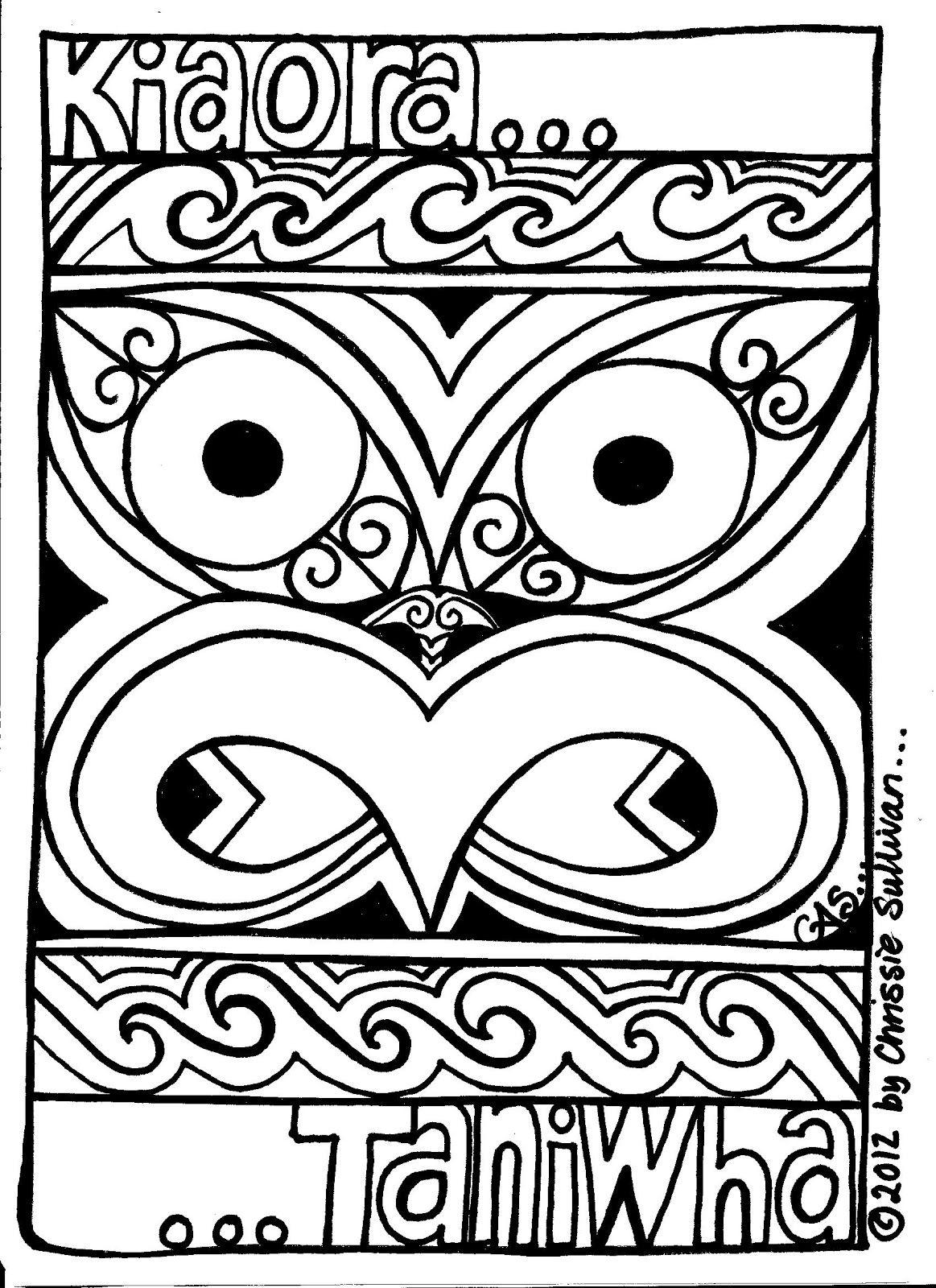 maori nz designs zealand samoan colouring crafts patterns resource kits legends symbols ece learning reisetagebuch lessons coloring middle waitangi printable