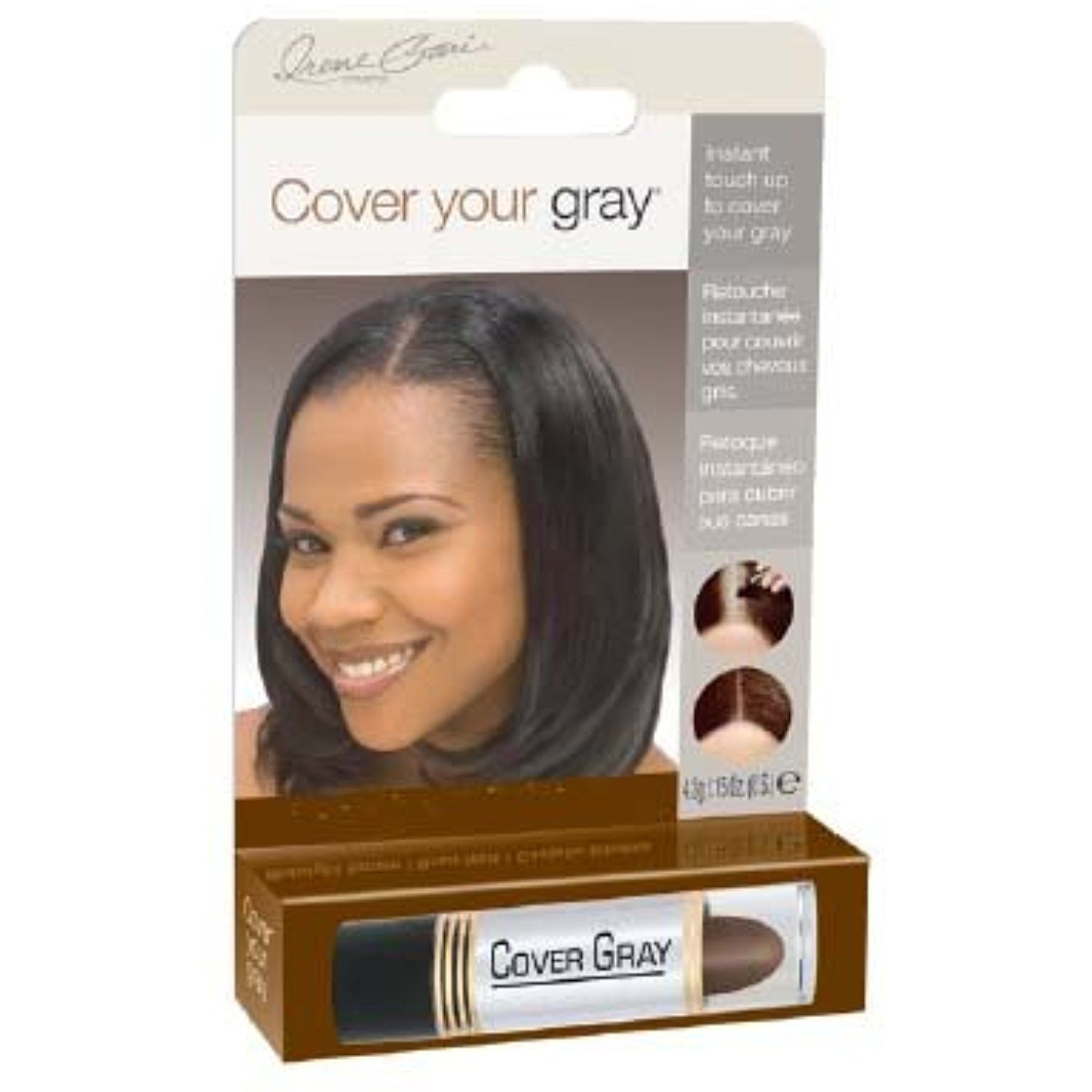 Cover Your Gray Hair Color Stick Pack Of 6 Auburn You Can Find