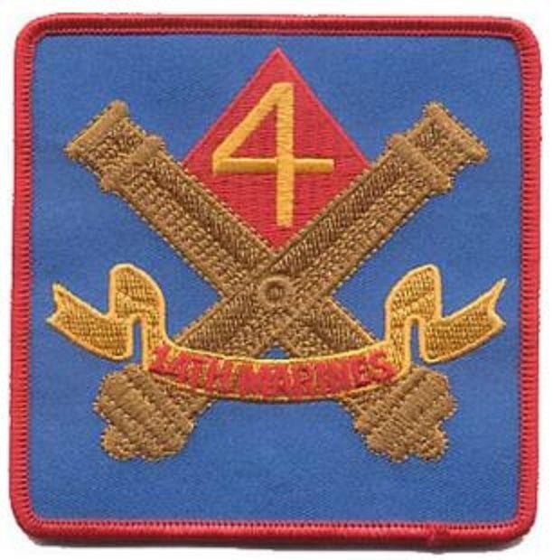 14th Marines Marine Regiment Insignias Militares Insignias Militar