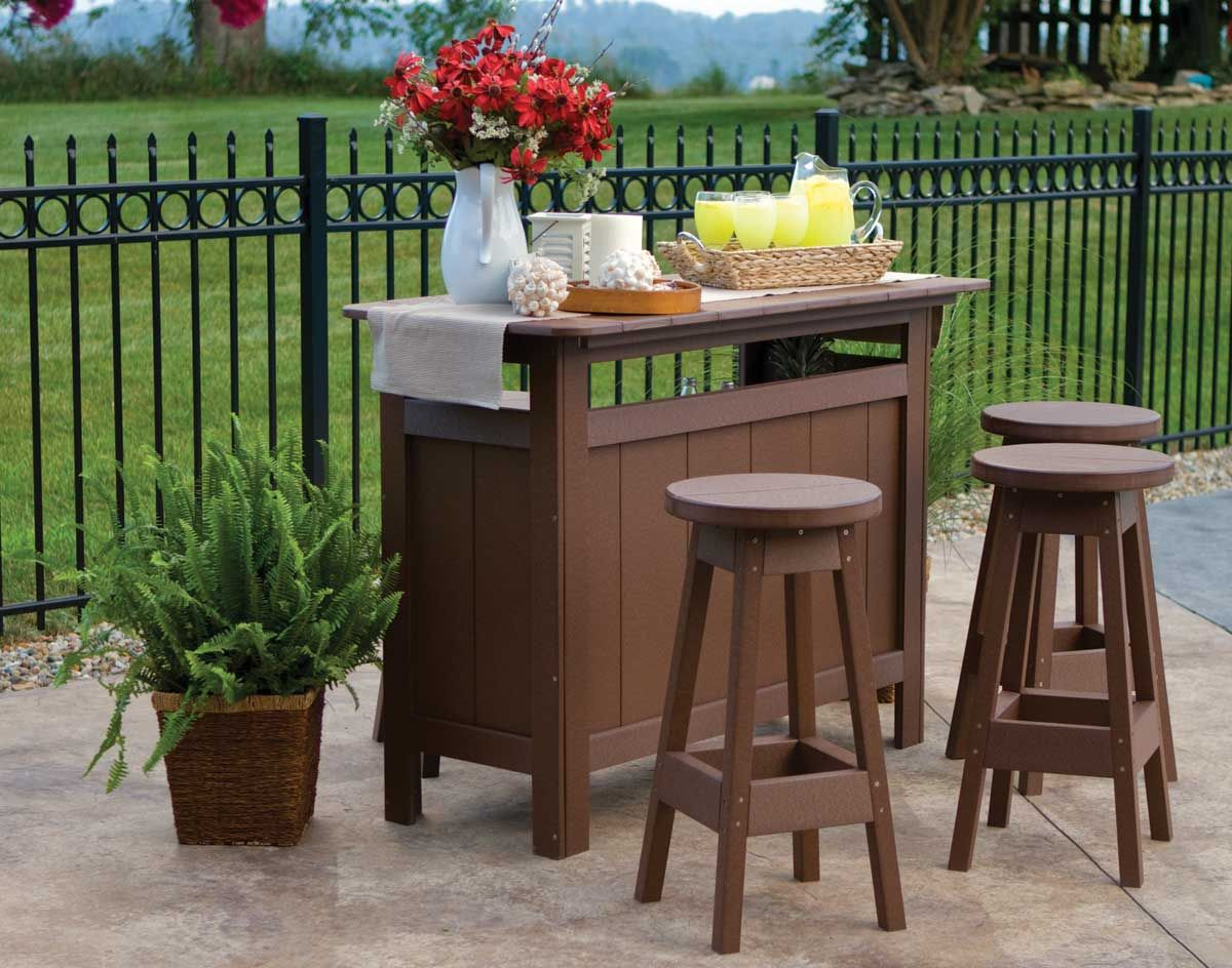 Superior Polywood Outdoor Furniture Stool Jpg 1200 944 To Me