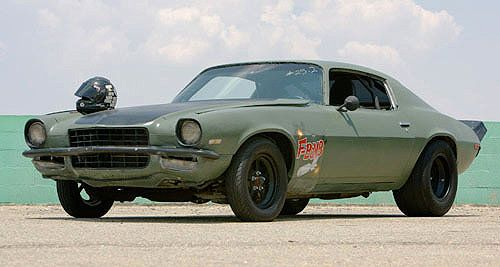 1973 Chevrolet Camaro RS-Z28 F-bomb from fast and furious 4 | Cool ...