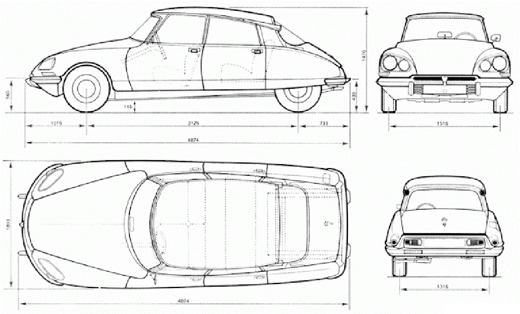 umut halıcı adlı kullanıcının Car Blueprints panosundaki