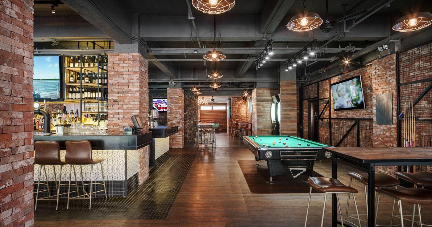 Seth Powers. The Camel Sports Bar in Shanghai. Designed by Hannah ...