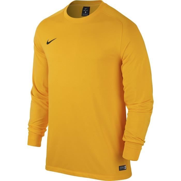NIKE Maillot Manches longues Park Goalie II Homme Or
