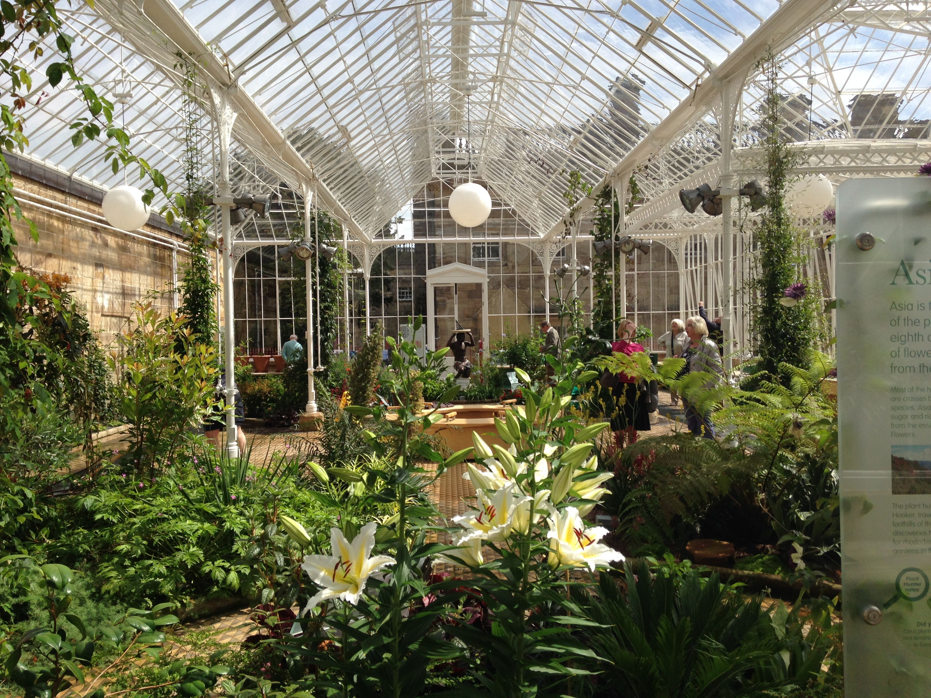 English Victorian Conservatory More Gorgeous