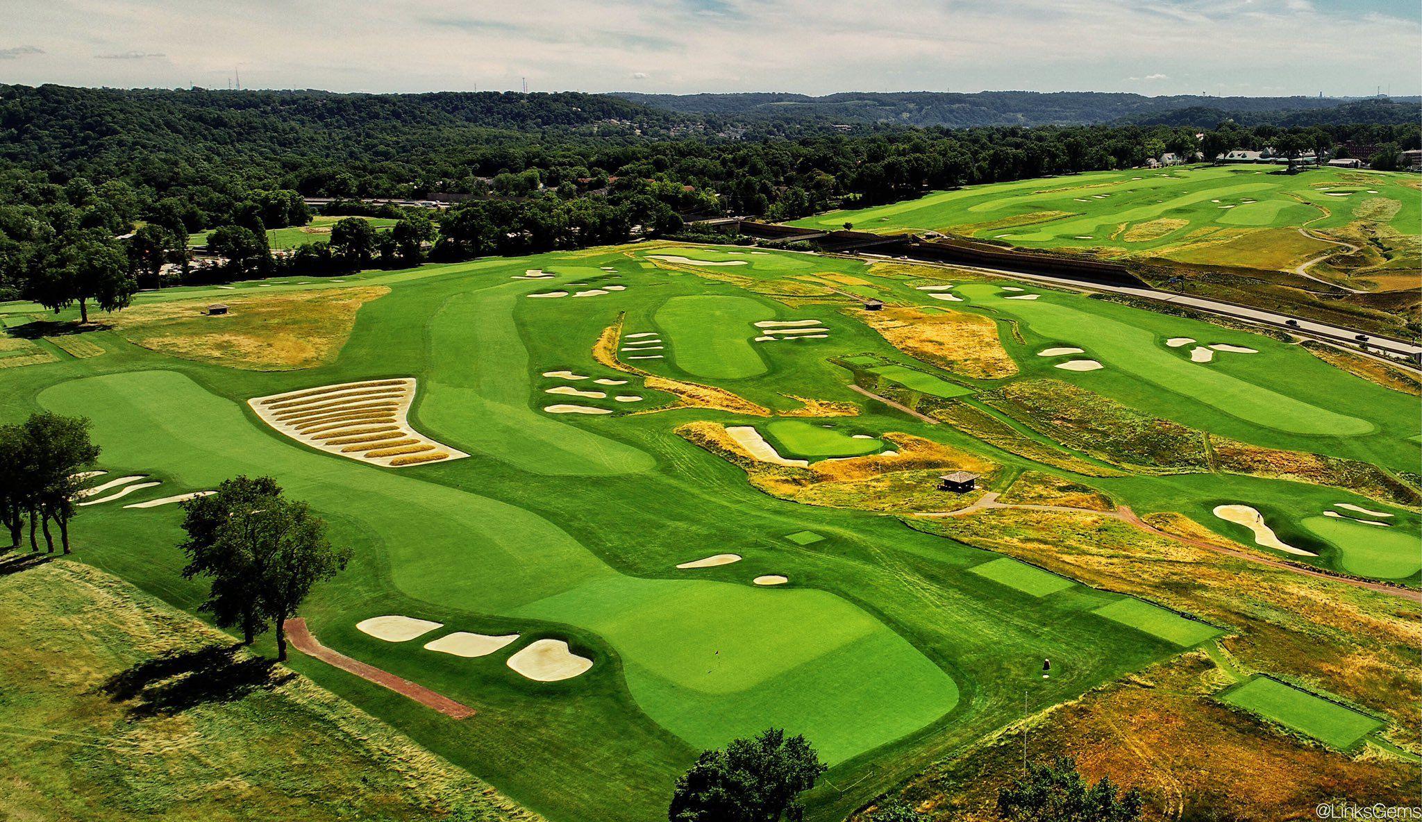 11++ American golf northern ireland info