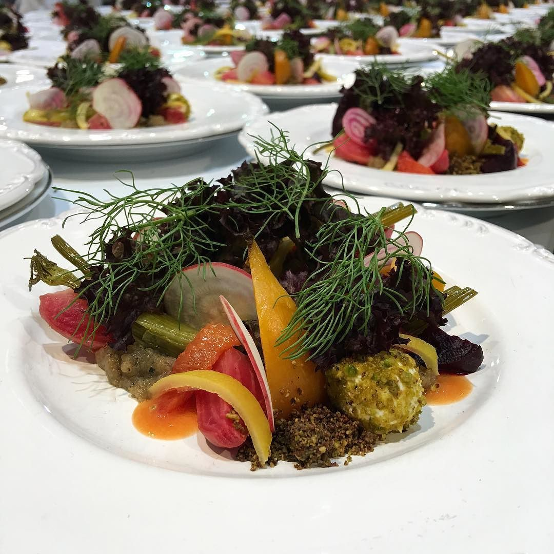 Previewing The Governorsball Food Prep Patinacatering