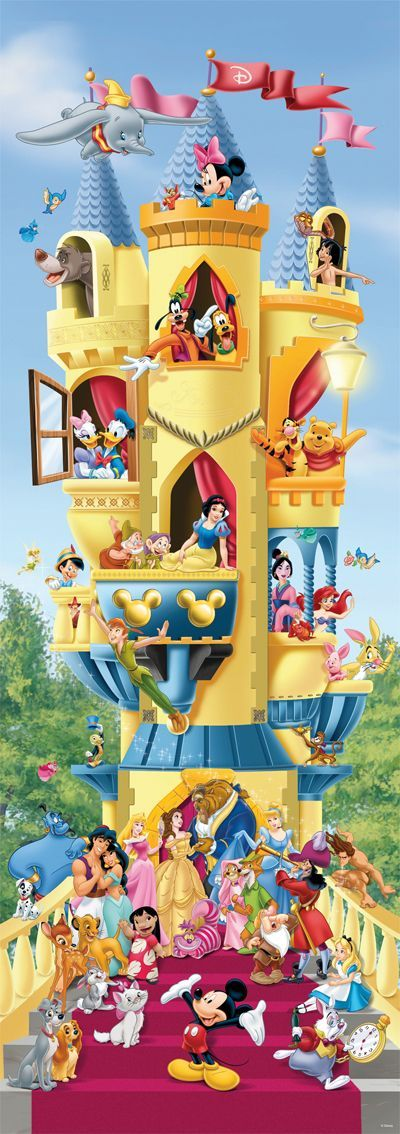Disney Characters #disneycharacters